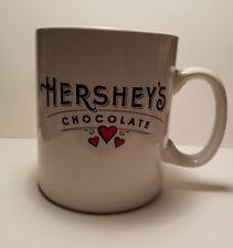 HERSHEY'S GIANT CHOCOLATE  COFFEE MUG, LARGE, OVERSIZED 30 oz. CUP, GALERIE