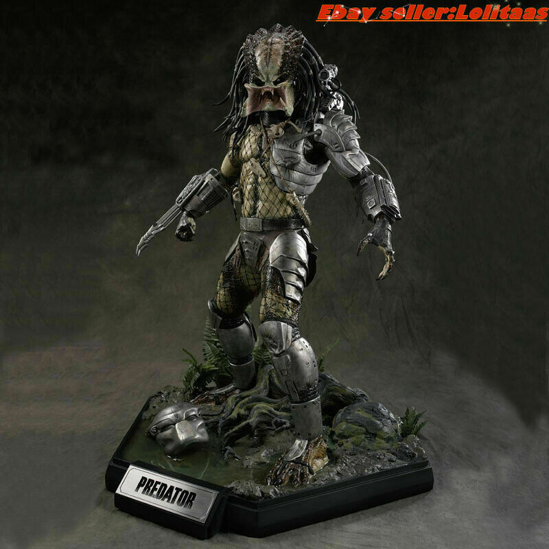 Cinemaquette CQ The The The Predator P1 Resin Huge Statue Action Figure --deposit 830