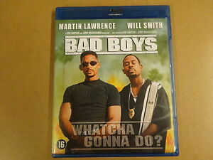 BLU-RAY-BAD-BOYS-MARTIN-LAWRENCE-WILL-SMITH