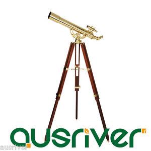 Celestron-Ambassador-Series-80AZ-Brass-Telescope-Perfect-Christmas-Gift-21034
