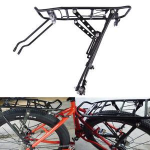 Cycling-Bicycle-MTB-Bike-Carrier-Rear-Luggage-Rack-Shelf-Bracket-Seatpost-110lbs