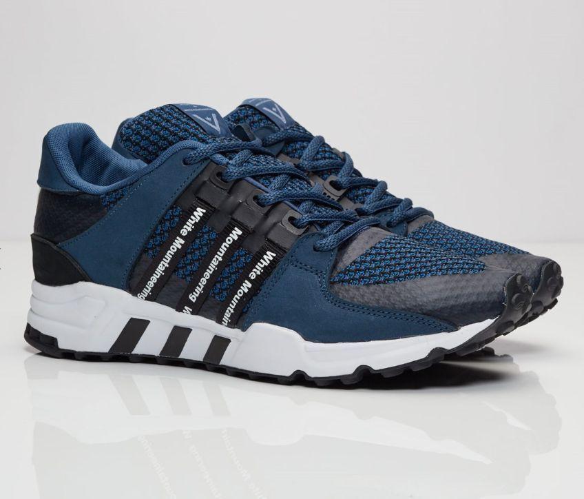 TOP ADIDAS  Weiß MOUNTAINEERING EQT RUNNING 2/3  Sneaker  44 2/3 RUNNING  bzw. 45  RAR b9957d