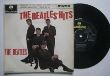 """THE BEATLES - 7"""" EP -  THE BEATLES' HITS"""