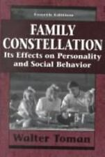 Family Constellation: Its Effects on Personality & Social Behavior