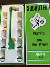 Subbuteo Legends / Leggenda Vintage Team - Real Betis 1934/35