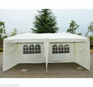 10-x-20ft-Sierra-Pop-Up-Party-Tent-Instant-Event-Canopy-Shelter-w-4-Sidewalls