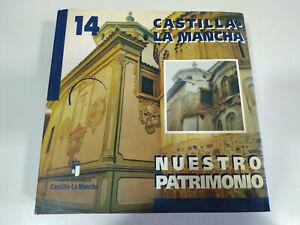 Castilla-La-Mancha-Nuestro-Patrimonio-JCCM-Libro-Gran-Formato-tapa-Dura-481-pags