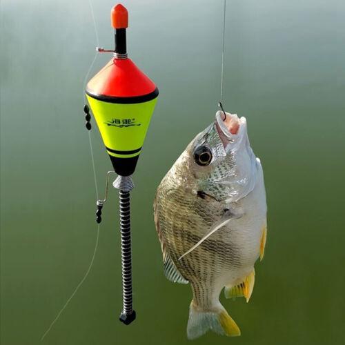 Automatisches Fischen Float Bobber Set Automatisches Gerät Angelgerät gift #f