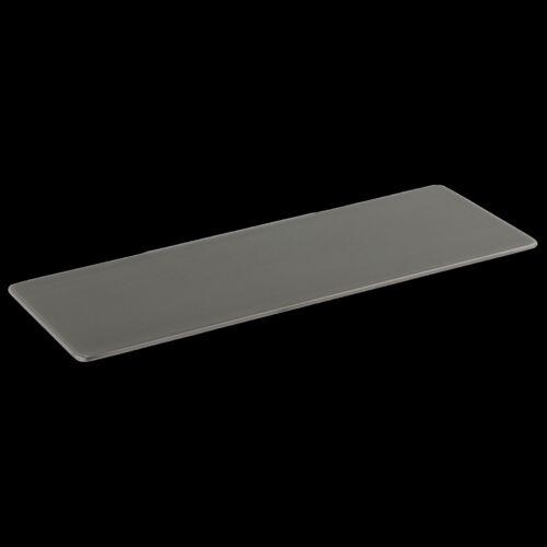 Shower Shelf Soap Dish 440 mm rack Burnished gunmetal Black bathroom 2020 New