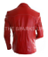 NEW-Fight-Club-Brad-Pitt-Leather-Jacket-FC-Coat-Red-BIG-SALE-BEST-QUALITY thumbnail 3