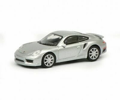 45 263 3100 plata 1//87 Schuco Porsche 911 Turbo S 991