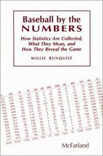 Baseball by the Numbers: How Statistics Are Collected, What They Mean,-ExLibrary