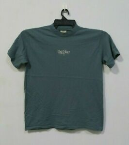 VTG MOSSIMO BIG SPELL OUT LIMITED EDITION GRAPHIC T-SHIRT MADE IN USA MEDIUM