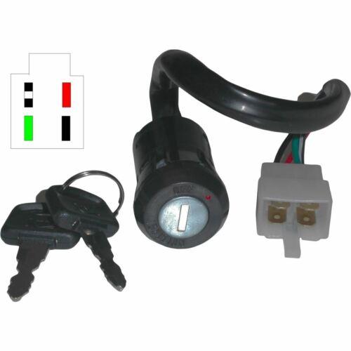 XL185S 4 Wires Ignition Switch Honda XL100 XL125