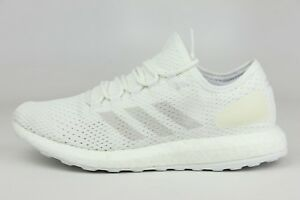 bd8cae26cd0f7 Image is loading ADIDAS-ORIGINALS-PUREBOOST-CLIMA-WHITE-CRYSTAL-GREY-MENS-