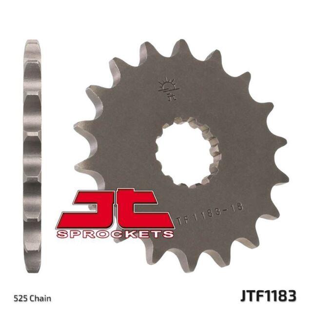 d'avant pignon JTF1183.18 Triumph 865 Bonneville T100 110 Anniversary Edt 13-14