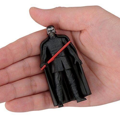 Takara Tomy Star Wars Metacolle #15 Kylo Ren The Last Jedi 78mm Die-cast figure