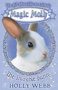 034-NEW-034-The-Invisible-Bunny-Magic-Molly-Webb-Holly-Book