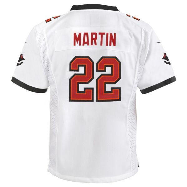 Doug Martin Tampa Bay Buccaneers Nike Away White Game Jersey Youth ...