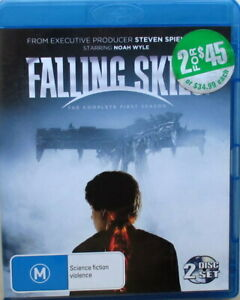 FALLING-SKIES-COMPLETE-1st-SEASON-2-BLU-RAY-DISCS-IN-EXCELLENT-CONDITION