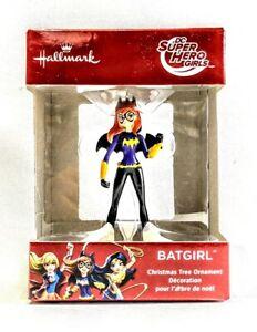 Hallmark-DC-Comics-Super-Hero-Girls-BATGIRL-Christmas-Ornament-2018-2HCM4224