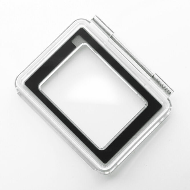 Waterproof Touch Screen Backdoor Back Case Cover For GoPro Hero 4 Silver Edition