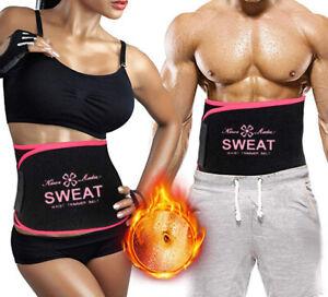Slimming Shaper Belt Unisex Neoprene Wrap Sauna Waist Slimmer Fat Burning Useful