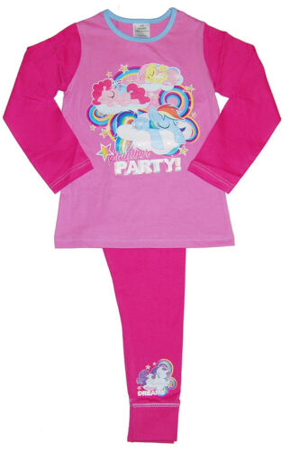 7-8 and 9-10 Years 5-6 Ages 4-5 My Little Pony Pyjamas