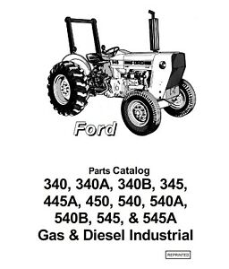 445a Ford Tractor Alternator Wiring Diagram. . Wiring Diagram  Ford Backhoe Wiring Diagram on