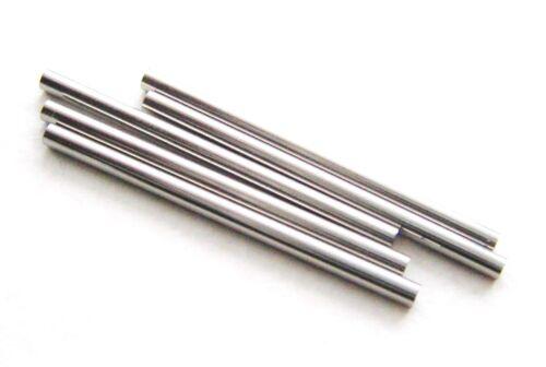 Edelstahl Perlen Spacer Röhre Zwischenperlen 1,5x10//15//20//25mm 20//50 Stück
