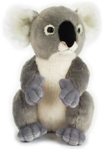 NATIONAL-GEOGRAPHIC-KOALA-PLUSH-SOFT-TOY-23CM-STUFFED-ANIMAL-BNWT