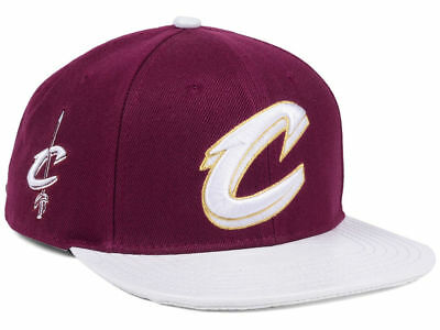 2018 shoes huge inventory cute cheap Cleveland Cavaliers Pro Standard NBA Team White Strapback Cap With ...