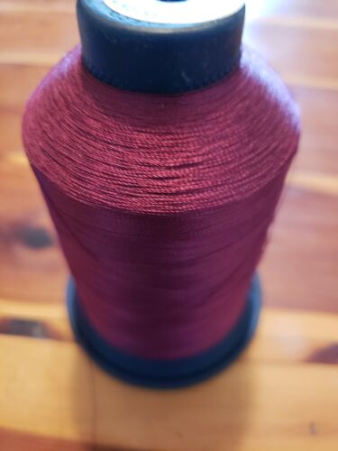 robison anton embroidery thread brushed burgandy