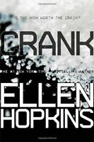 Crank By Ellen Hopkins, (paperback), Margaret K. Mcelderry Books , New, Free Shi