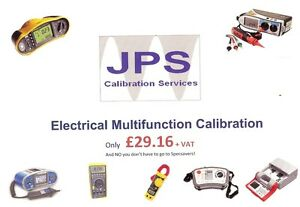 CALIBRATION of Megger MFT Electrical Tester in ISO9001 Certified Lab JPSCAL