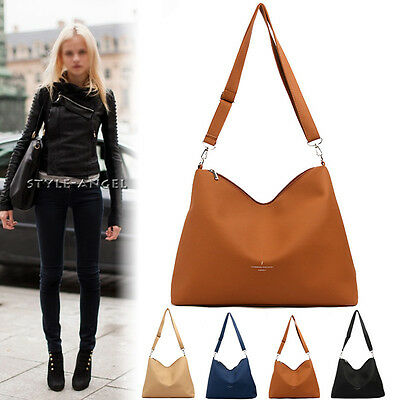 New Fashion Women Handbag Ladies Messenger Shoulder Tote Cross Body Bag Satchel