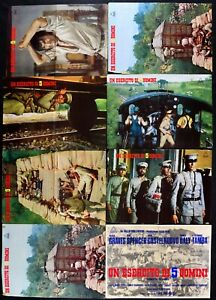Fotobusta-Ein-Army-Von-5-Herren-Mesito-Bud-Spencer-Tetsuro-Tamba-Coburn-4-R117