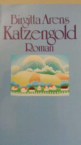 1 von 1 - Buch Roman Katzengold von Birgitta Arens