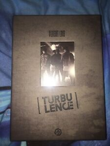 GOT7-2nd-Album-Flight-Log-Turbulence-CD-w-contents-Group-Ver