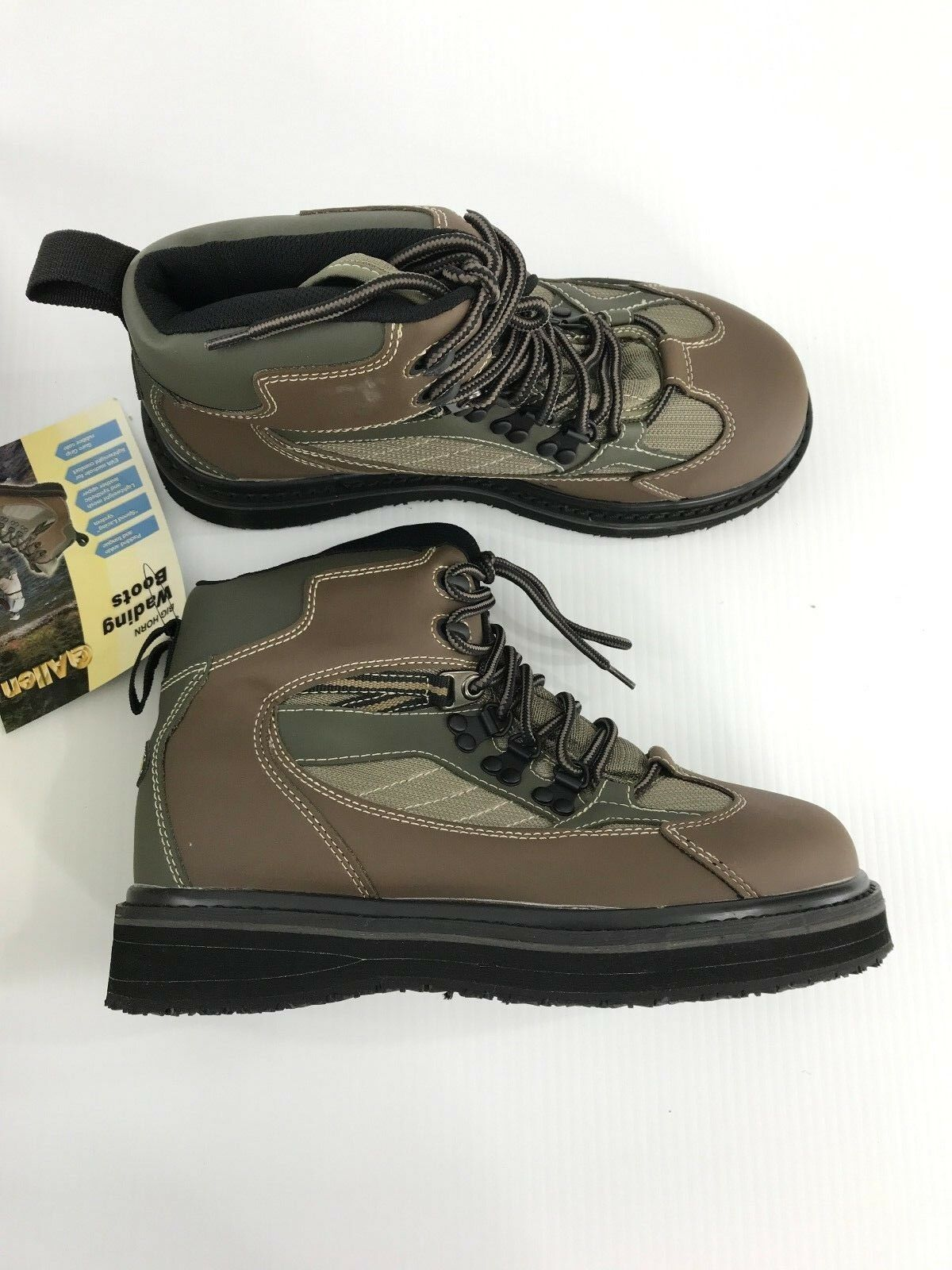 Allen Big  Horn Fishing Wading Boot shoes NEW Mens Sizes 4, 5 & 8 Model A15675  hottest new styles