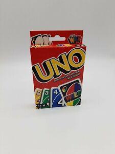 UNO-Karten-Spiel-mit-UNO-WILD-Cards-NEU-Kartenspiel