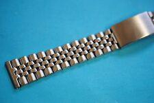 Edelstahlband 20mm Juwelier  feingliedrig