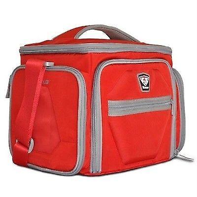 1b7caad861 Buy Fitmark 8010044 The Shield Bag Reg Red online | eBay