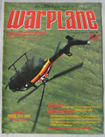 Warplane magazine Issue 54 MBB BO 105 cutaway drawing & poster