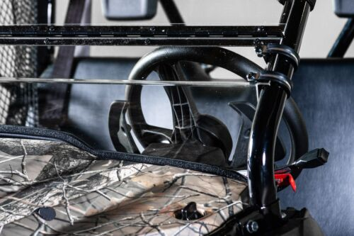 """Honda Pioneer 500 Full Tilting UTV Windshield 3//16/"""" Models 2017+"""