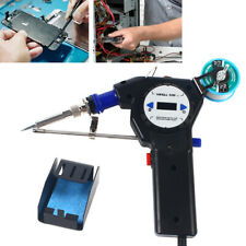 Automatic Feed Soldering Gunhand Held Welding Tools Kit Cf Conversion 110v