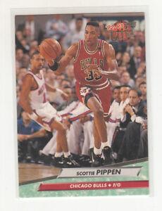SCOTTIE-PIPPEN-1992-93-Fleer-Ultra-31-5th-Year-Chicago-Bulls-Mint