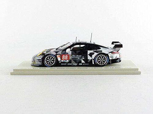 Porsche 911 Rsr Dnf Dnf Dnf Lm 2015 C. Ried   K. Al Qubaisi   K. Bachler 1 43 Model 1346ec