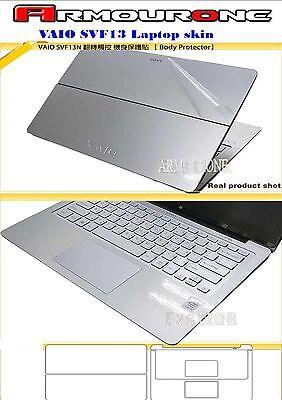 Armourone SONY VAIO SVF 13 Laptop Skin Protector film