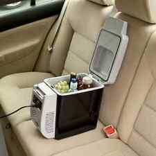Portable Personal Mini Fridge Electric Car Cooler Small Refrigerator Compact 12v